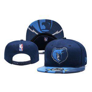 Memphis Grizzliers Snapback Hats